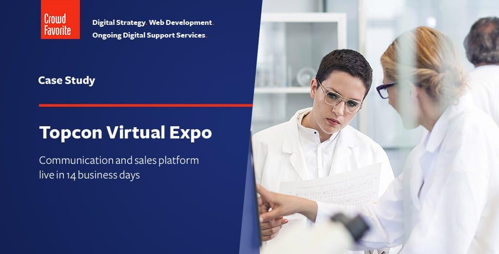 Topcon Virtual Expo